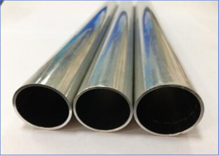 High Frequency Welded Brazing Aluminum Pipe For Automotive Heat Exchanger Heater