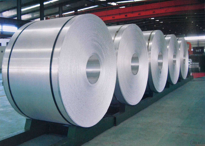 0.01-15mm Thick Aluminium Sheet Coil , Aluminum Roll Stock LG1 A1085 A85 EN AW 1085
