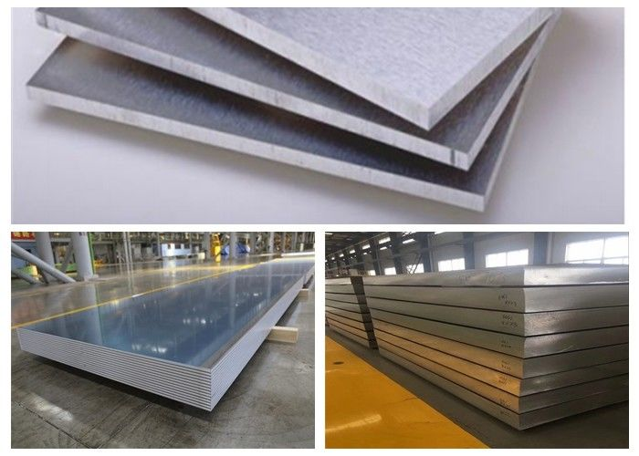 LY11 Aluminium Sheet Plate , Aluminum Sheet Stock For Aerospace Medium Strength Bolt