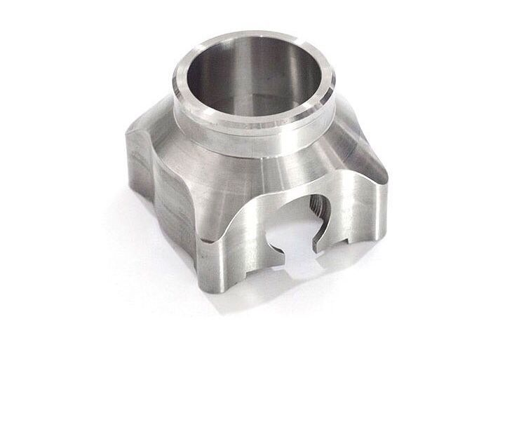 Precision Aluminum CNC Machine Parts Service 5052 6063 High Accuracy